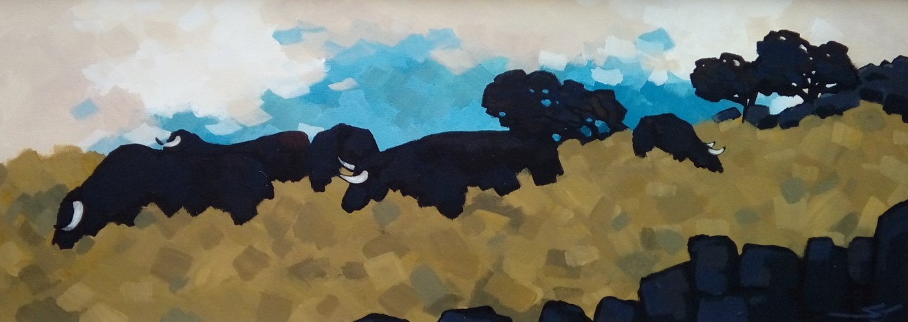 Stephen John Owen, Welsh Black Cattle