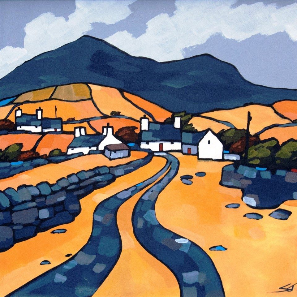 Stephen John Owen, Garnfadryn