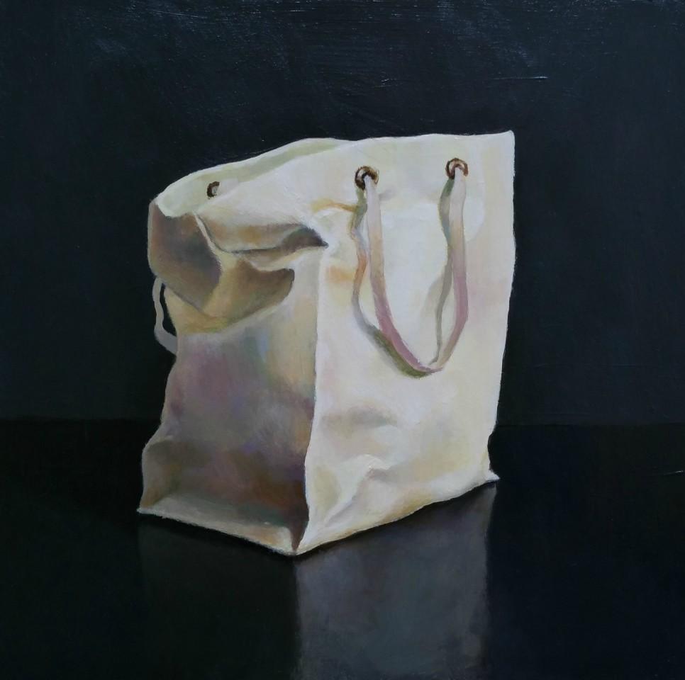 James Guy Eccleston, White Gift Bag