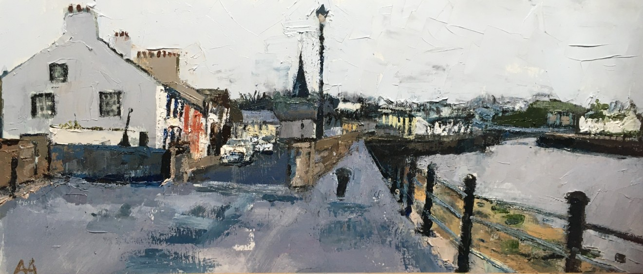 Anne Aspinall, Maryport Harbour