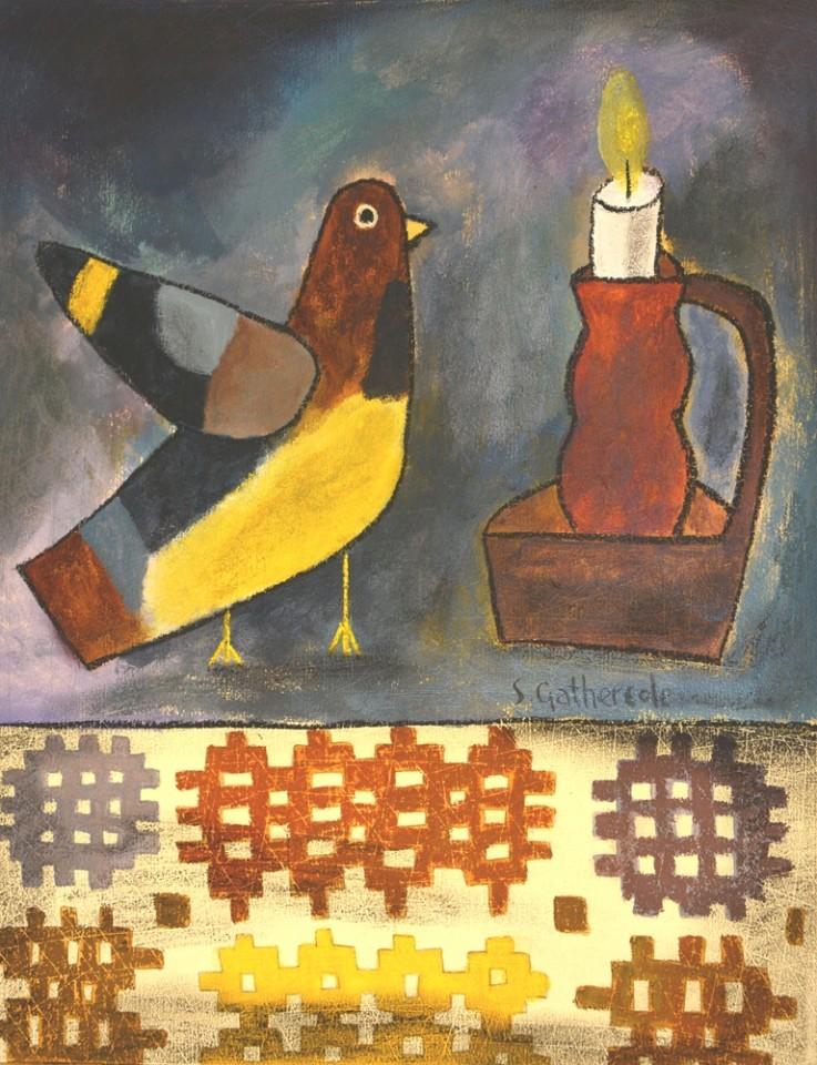 Susan Gathercole, Bird and Brethyn I