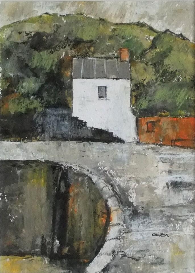 Lyndon Thomas, On the Harbour, Porthgain