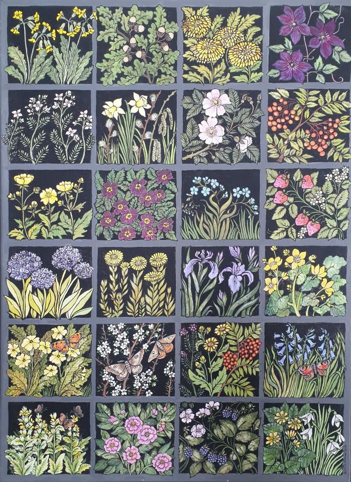 Barbara Winrow, Favourite Flowers