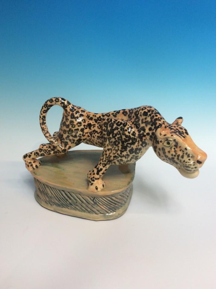 Willie Carter, Leopard