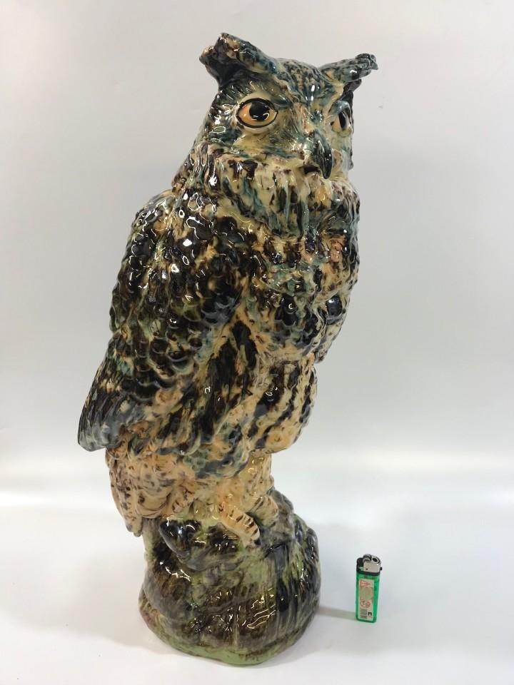 Willie Carter, Eagle Owl