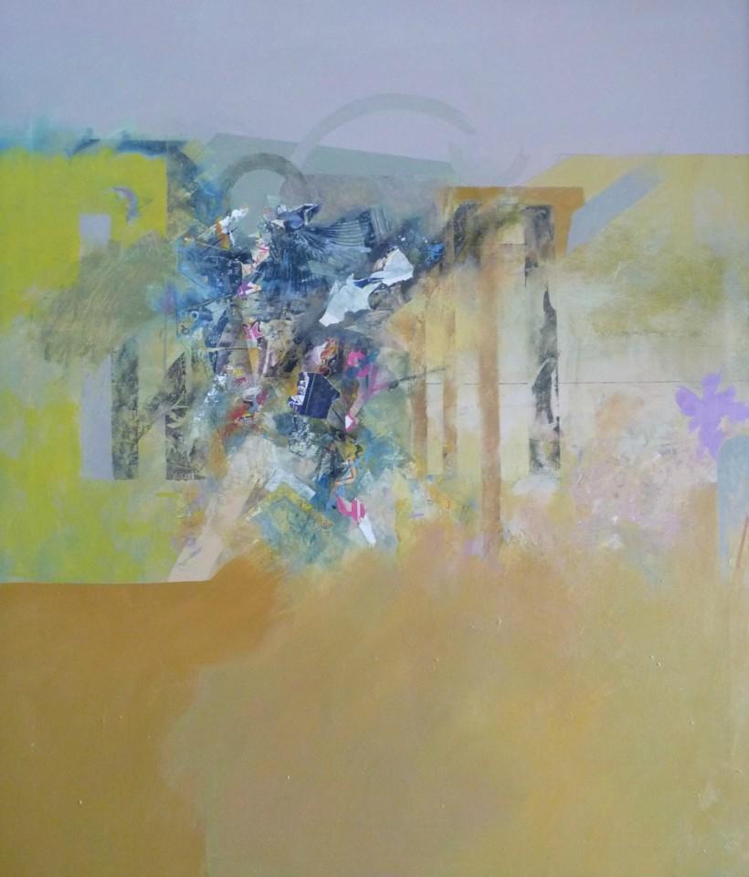 Elfyn Jones, Barriers and Entrances