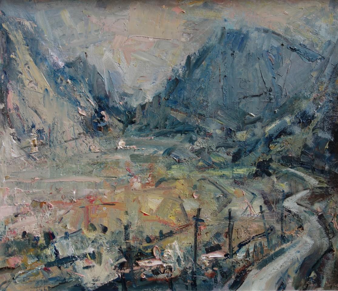 Gareth Parry, Fine Morning, Ogwen, Snowdonia