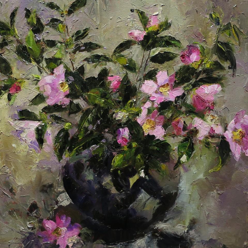 David Grosvenor, Camellias