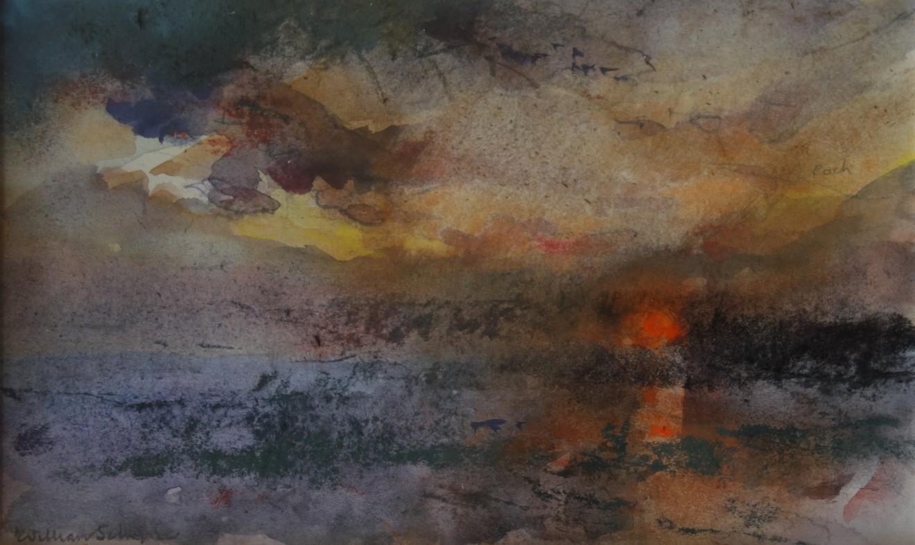 William Selwyn, Sunset