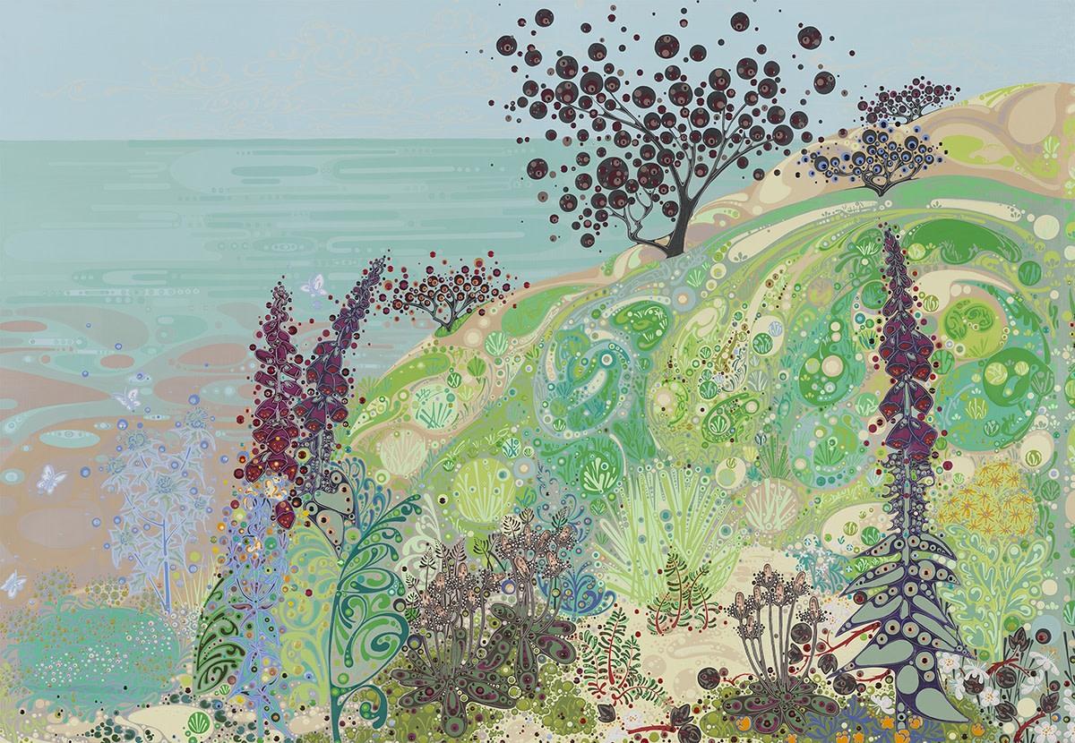 Katie Allen, Summer Dune & Sea