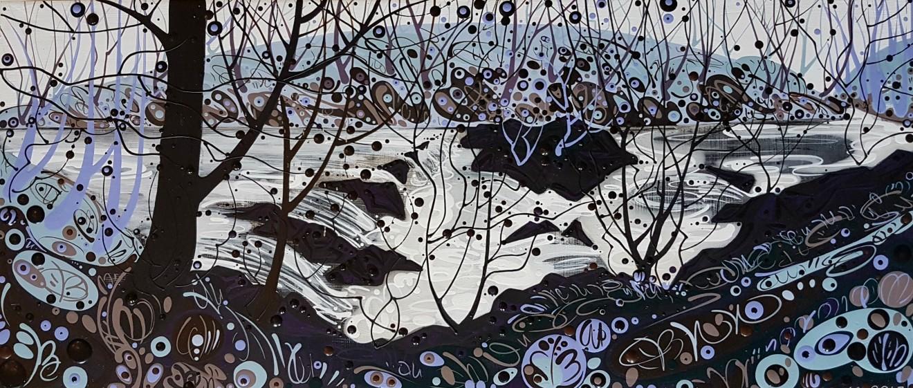 Katie Allen, Winter Falls