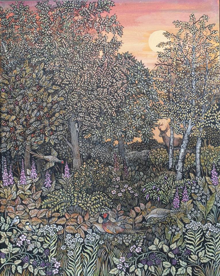 Barbara Winrow, Pheasants