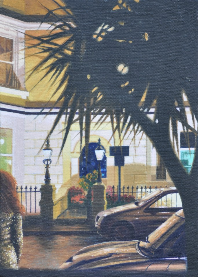 Mike Briscoe, Night at the Hotel I