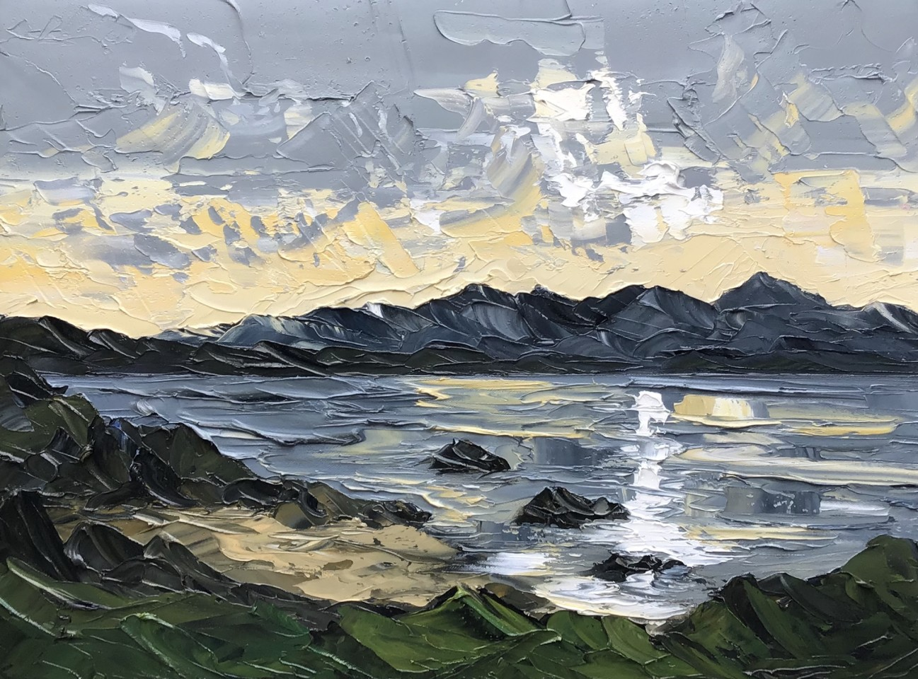 Martin Llewellyn, Early Morning