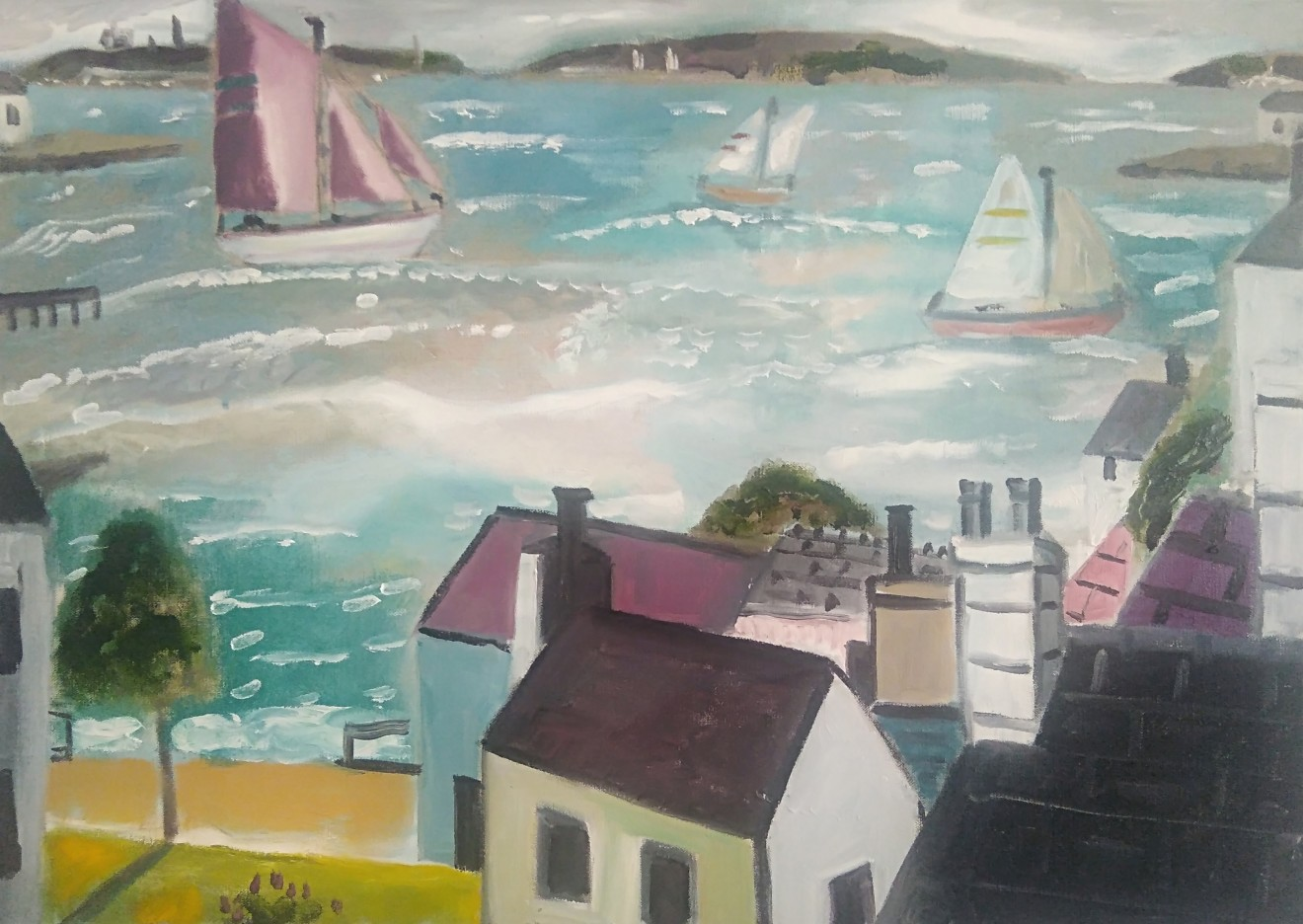 Emrys Williams, Waves