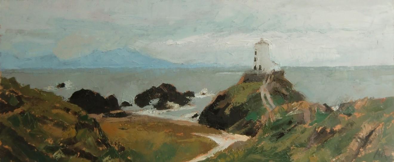 Anne Aspinall, Llanddwyn