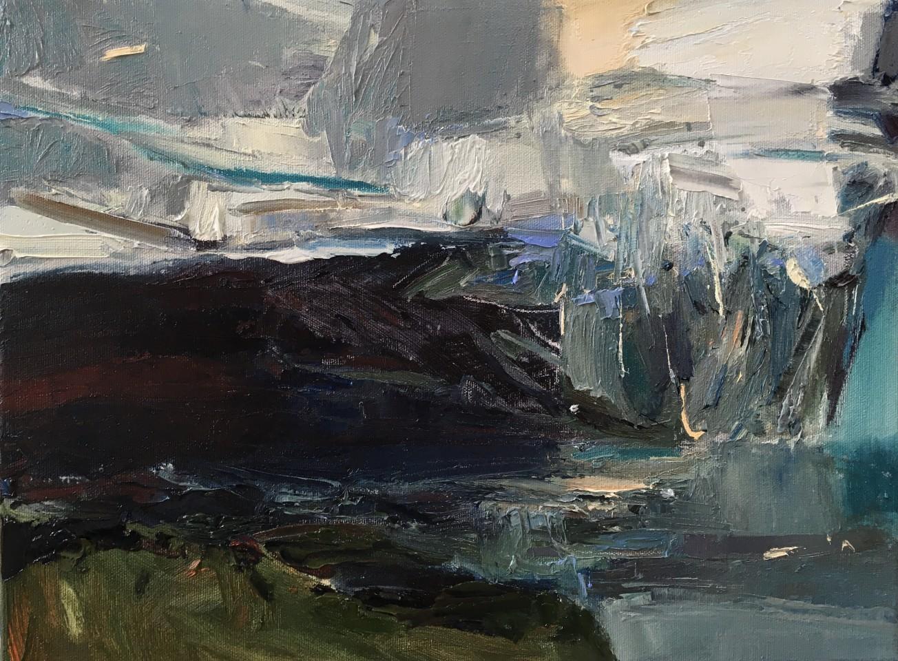 Beth Fletcher, Study (Plunging Light)
