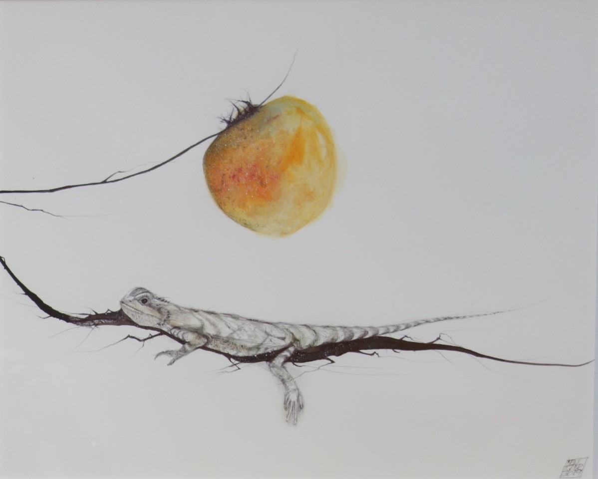 Dewi tudur, Madfall / Lizard