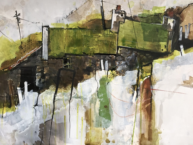 Pete Monaghan, Green on Green (Ducalla)
