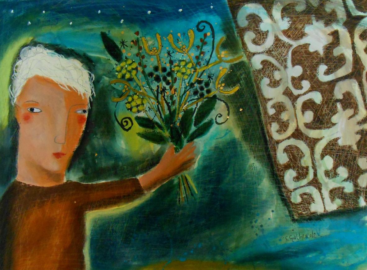 Susan Gathercole, Evening Offering
