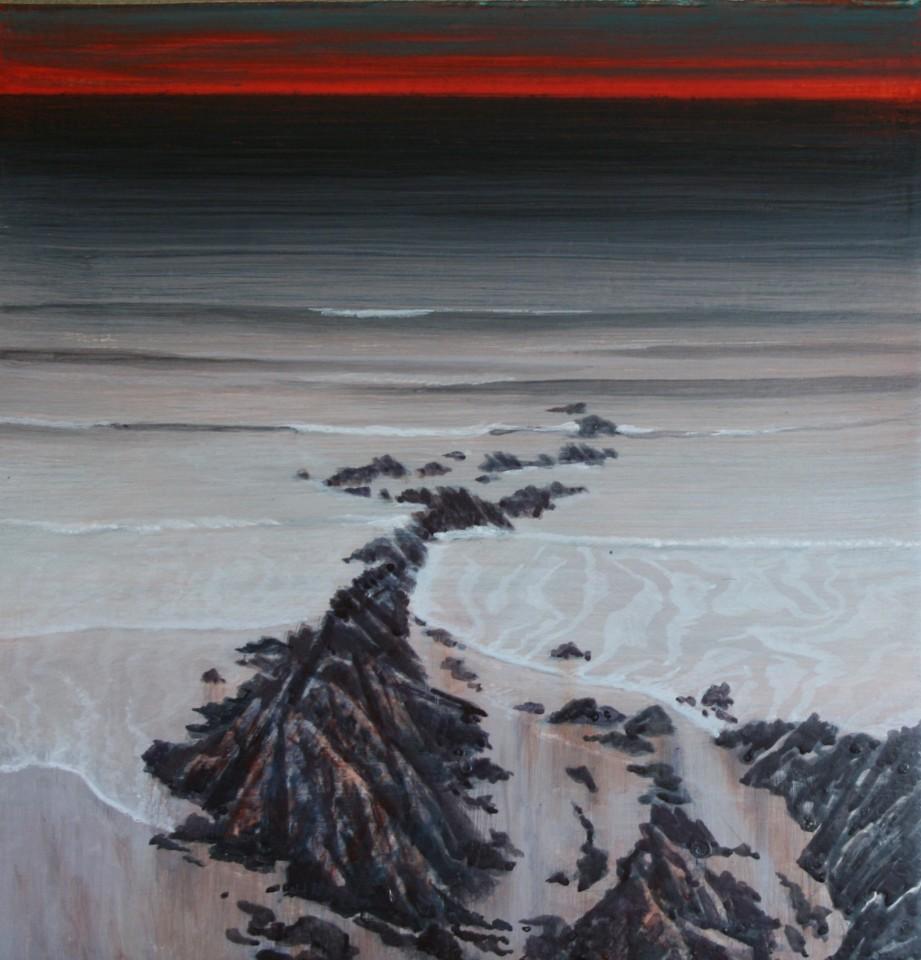 Ceri Auckland Davies, Red Sky