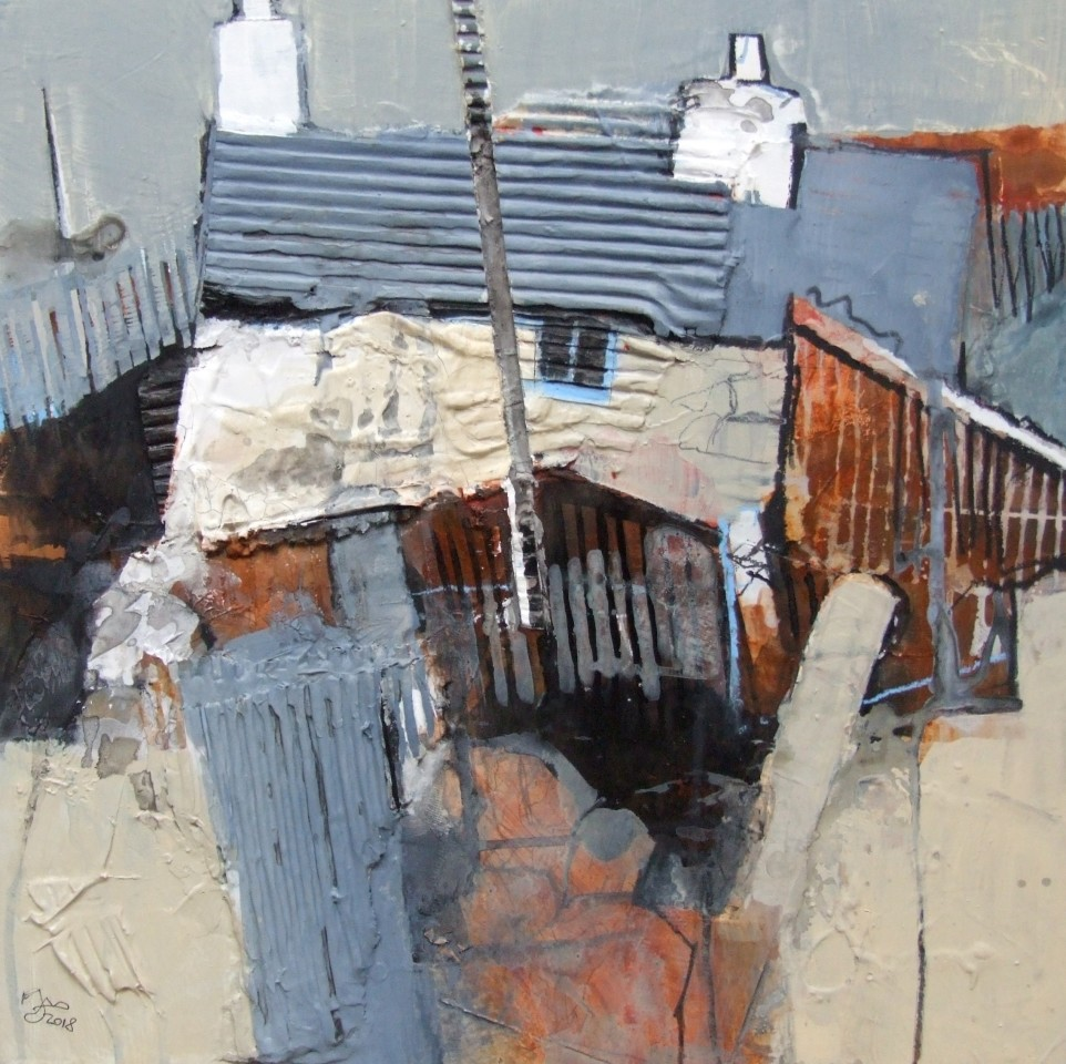 Pete Monaghan, Welsh Cottage I (Tumble)