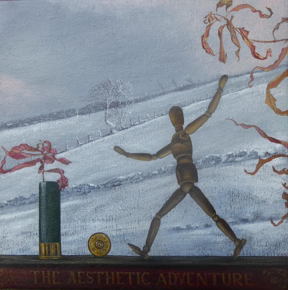 Kim Dewsbury, One Snowy Day