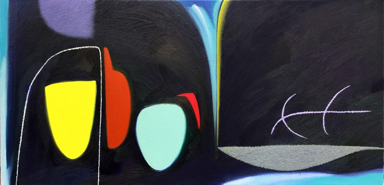 Martyn Jones, Night Garden - Scintilla