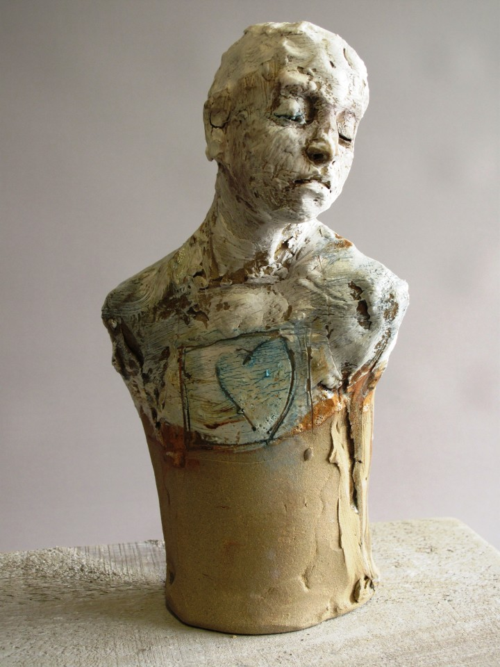 Sharon Griffin, Faun with a Small Heart