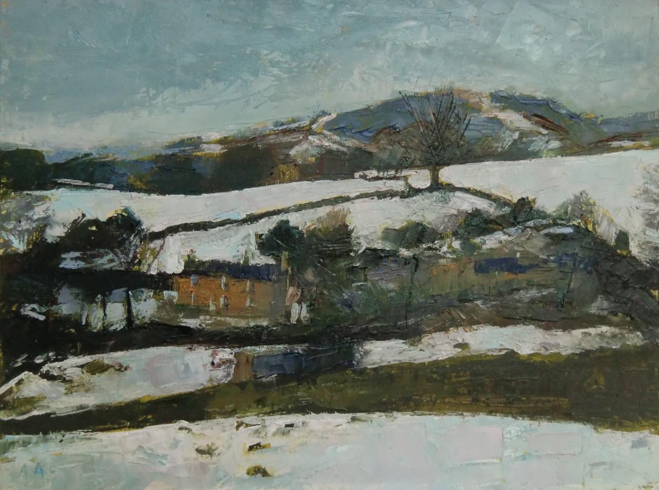 Anne Aspinall, Winter II