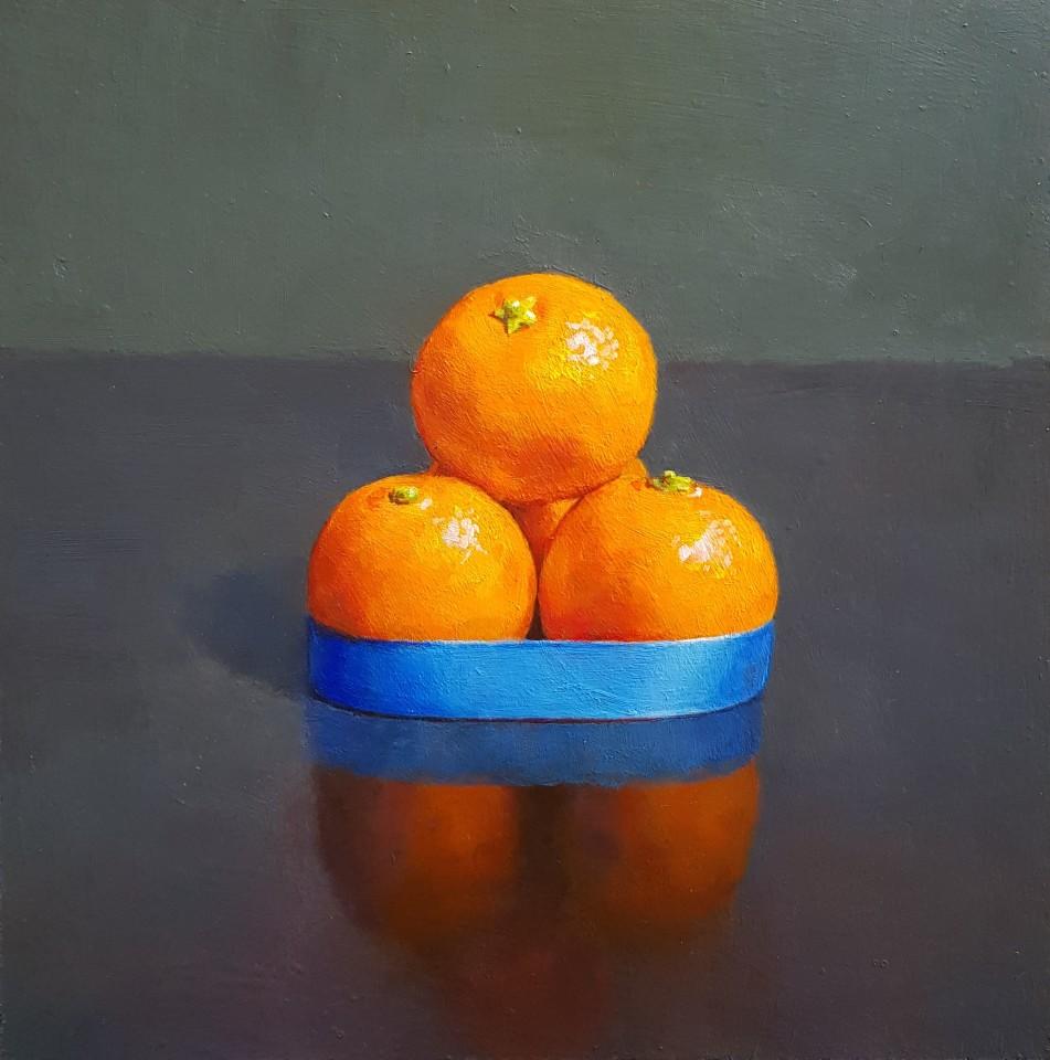 James Guy Eccleston, Orange & Blue