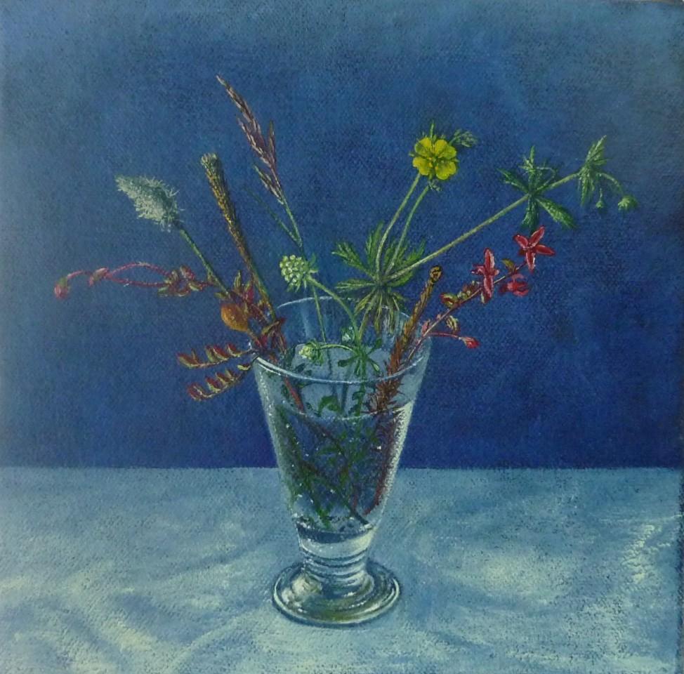 Kim Dewsbury, Midsummer Flowers, Bogwood