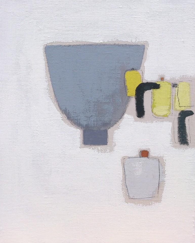 Susan Kane, Ceramic Assembly VI