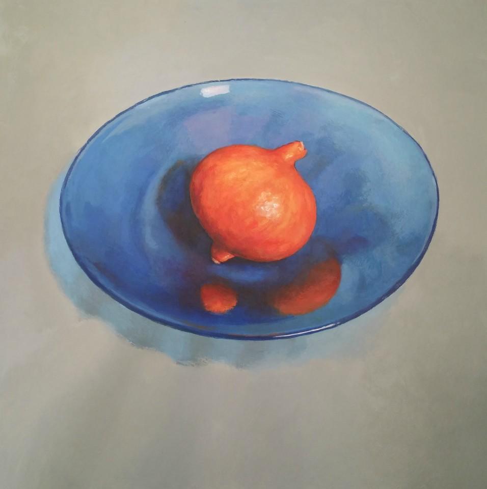 James Guy Eccleston, Orange and Blue