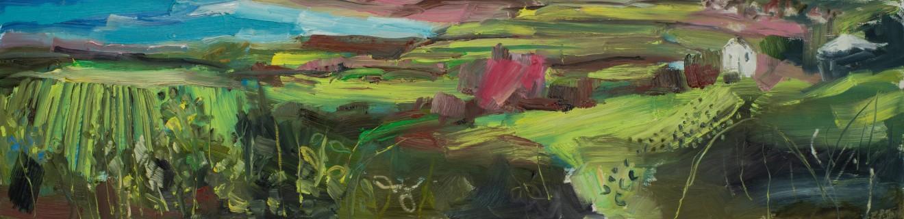 Elaine Preece Stanley, Sea and Fields