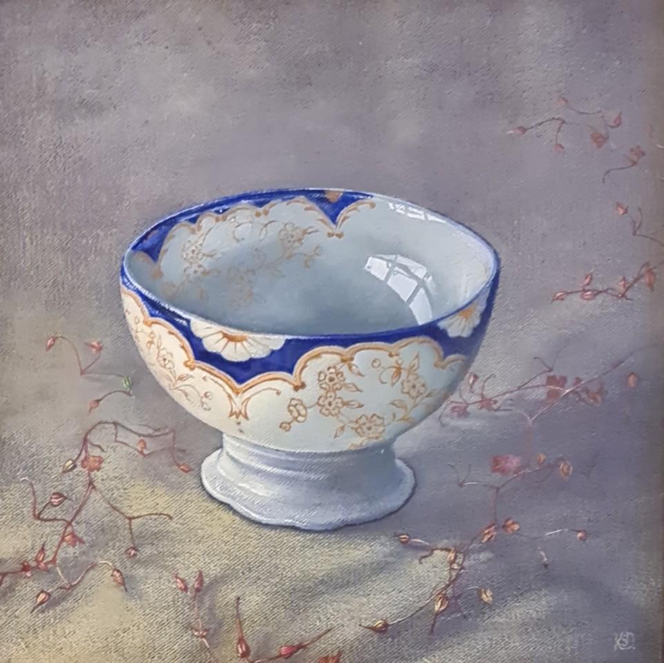 Kim Dewsbury, Royal Standard China Bowl