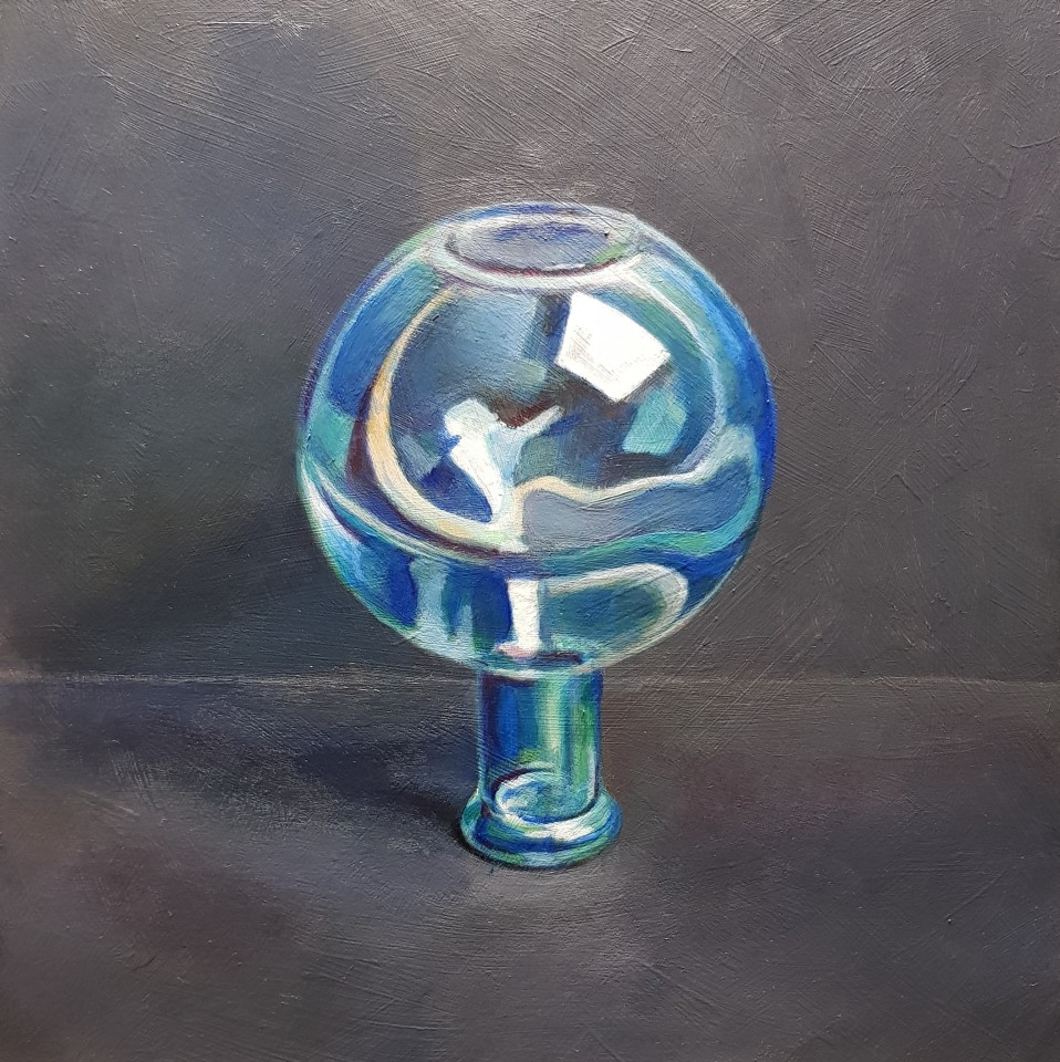 James Guy Eccleston, Blue Bottle