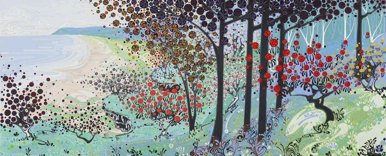 Katie Allen, Headland View, Crawley Woods