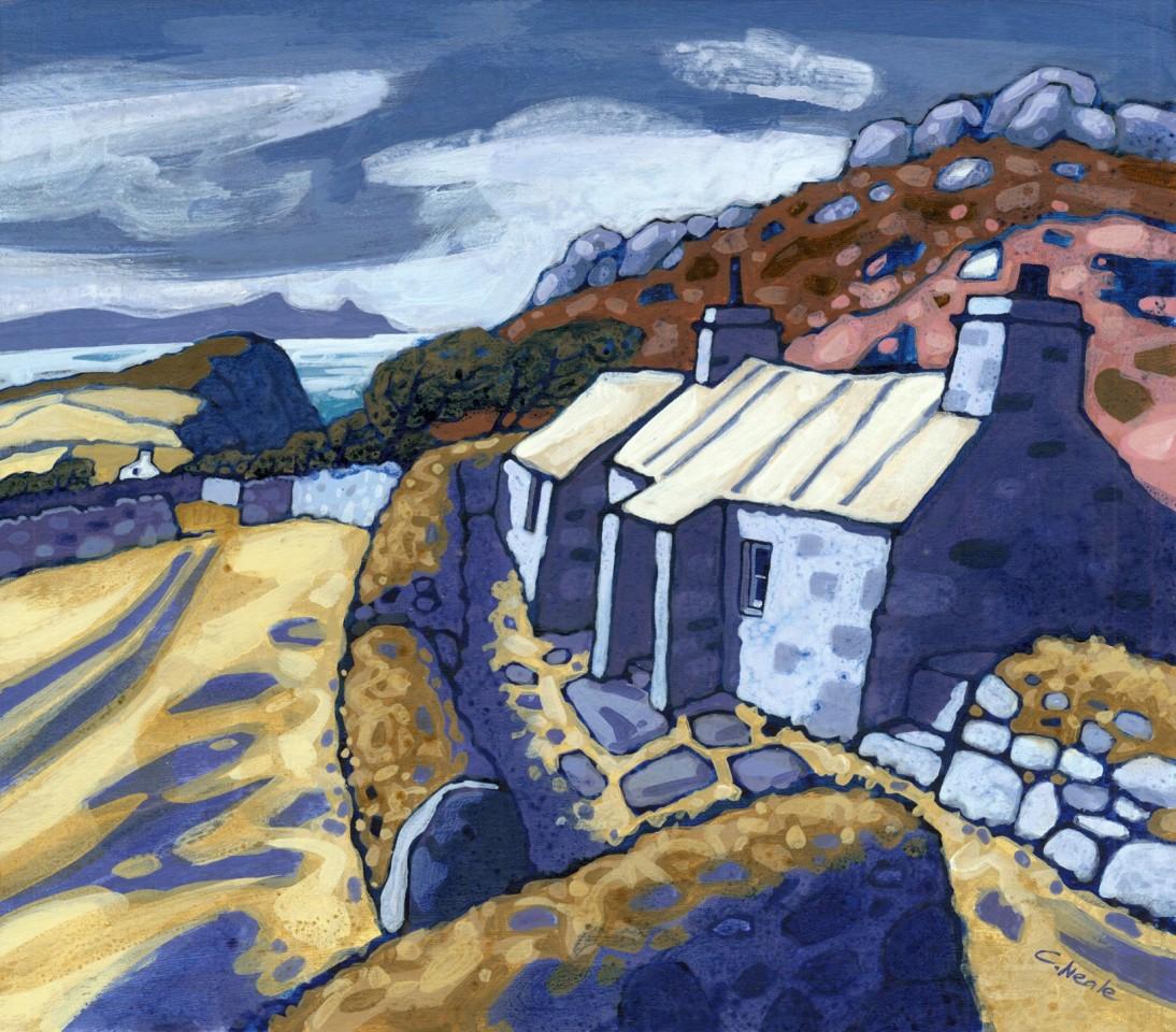 Chris Neale, Garn Fawr