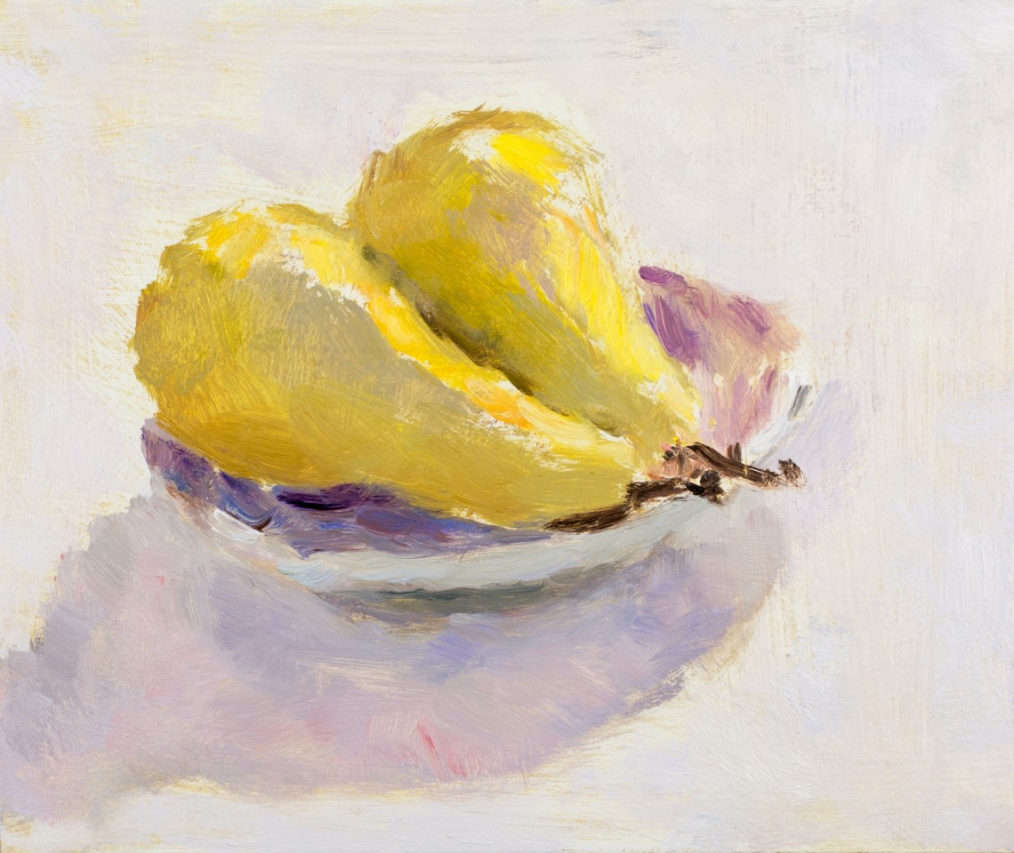 Lynne Cartlidge, Autumn Pears