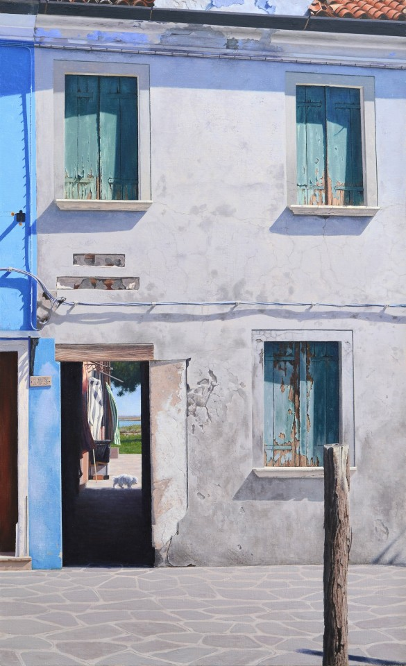 Mike Briscoe, Afternoon in Burano