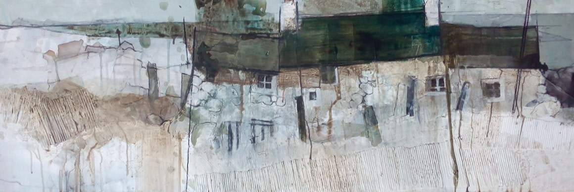 Pete Monaghan, Rhoscolyn (White, Leaking)