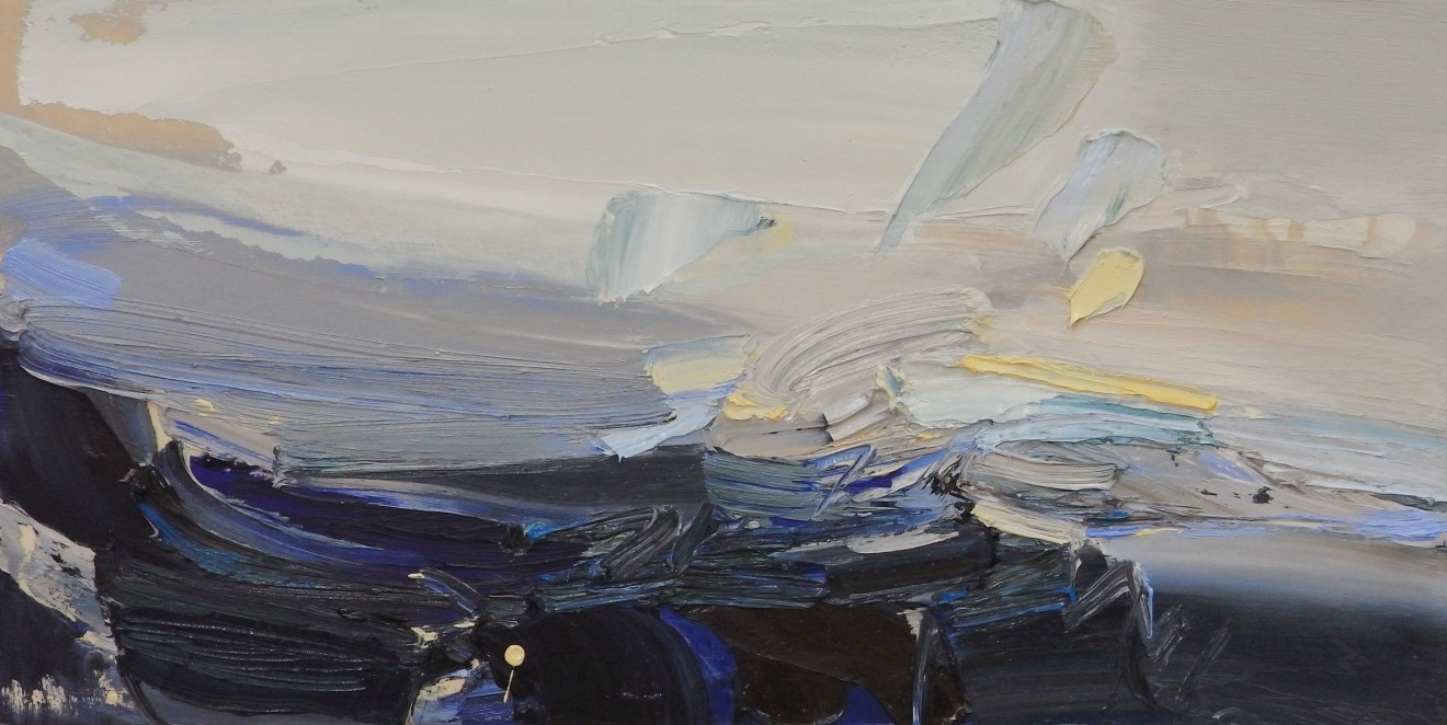 Beth Fletcher, Study (Blue Bay)