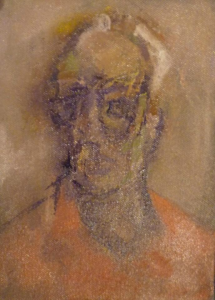 Elfyn Jones, Small Portrait