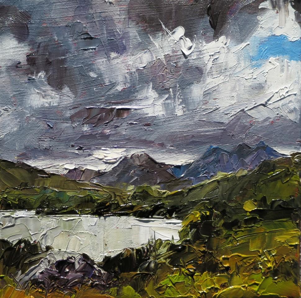 David Grosvenor, Snowdon from the Llynnau Mymbyr