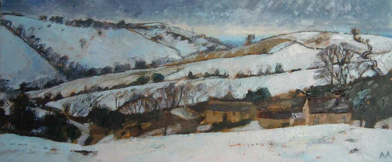 Anne Aspinall, Rainow Farm
