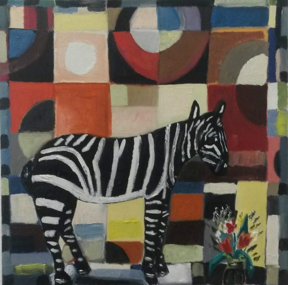 Emrys Williams, Zebra and Delauney