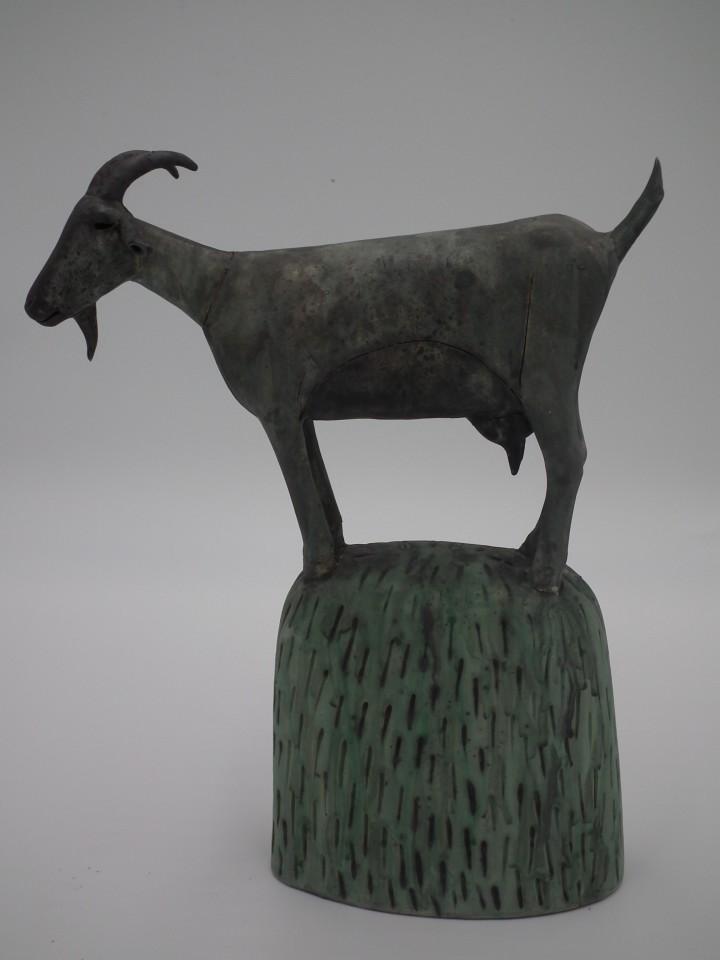 Anna Noel, Nanny Goat on a Hill