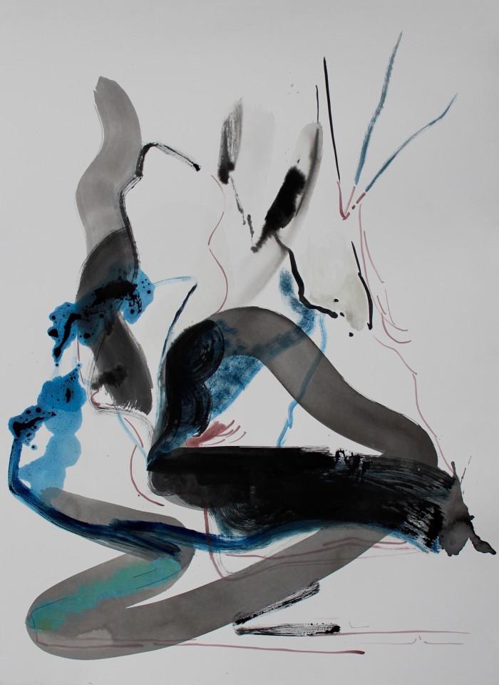 Lisa Carter-Grist, Neither Figure or Land