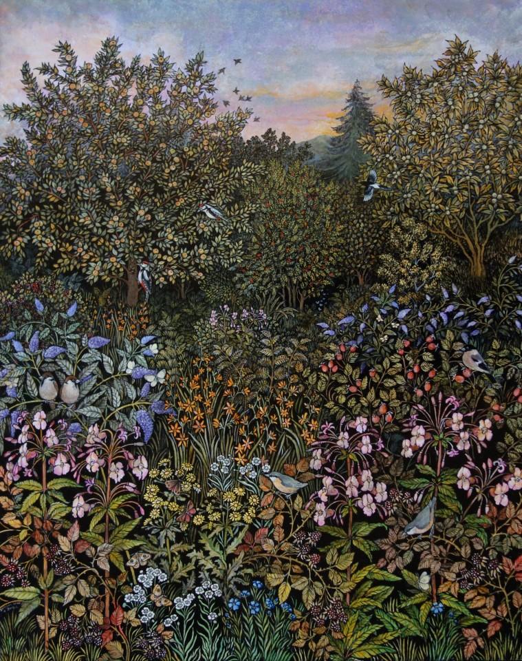 Barbara Winrow, Apple Tree